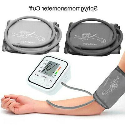 large adults upper arm blood pressure monitor