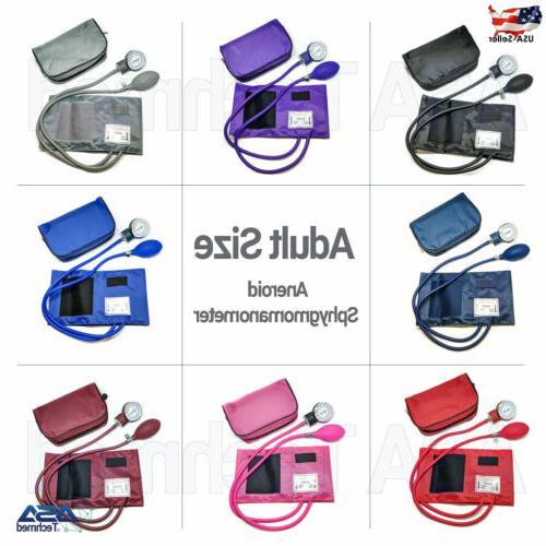manual blood pressure monitor bp cuff gauge