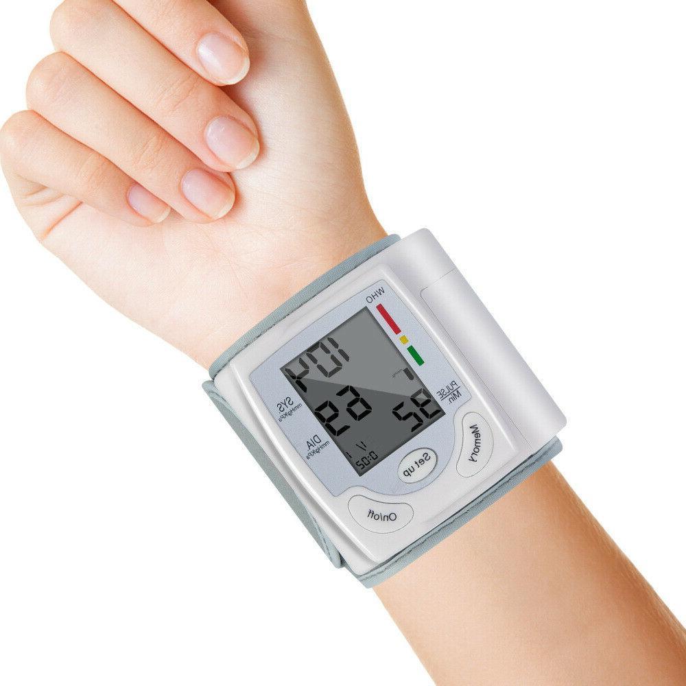 NEW Automatic Blood Pressure Cuff Machine