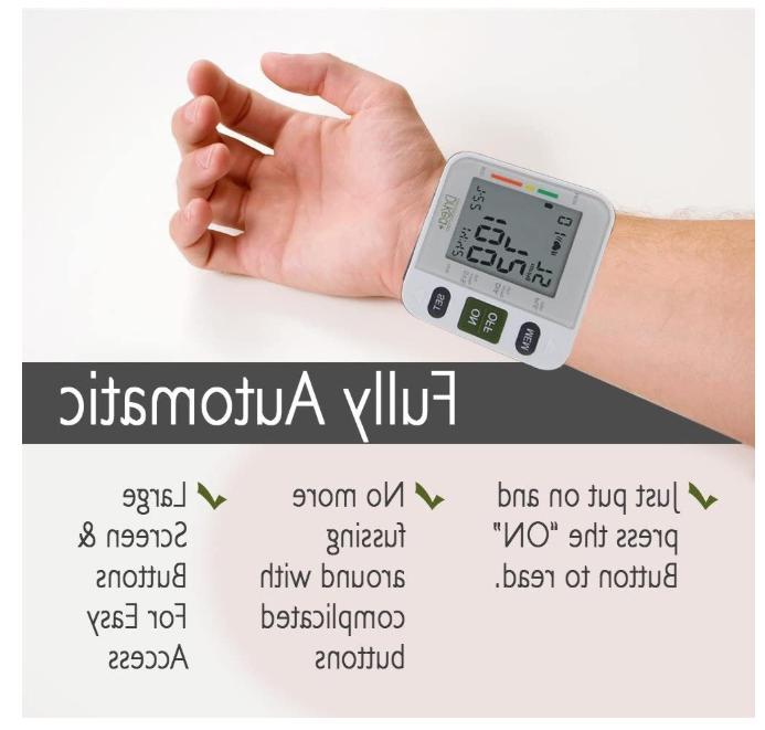 New Wrist Monitor JPD-900W