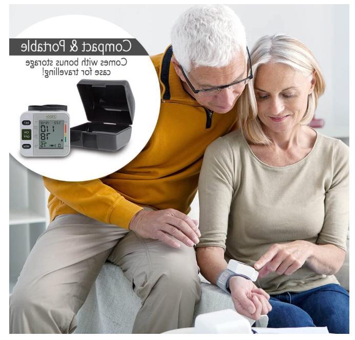 Wrist Monitor JPD-900W