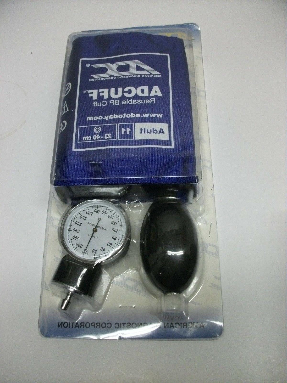 new uff blood pressure monitor nylon cuff