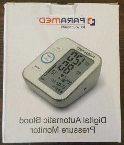 nib b22 digital automatic blood pressure upper