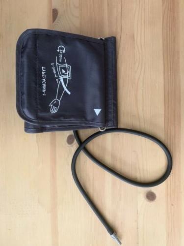 nylon household manual blood pressure monitor upper