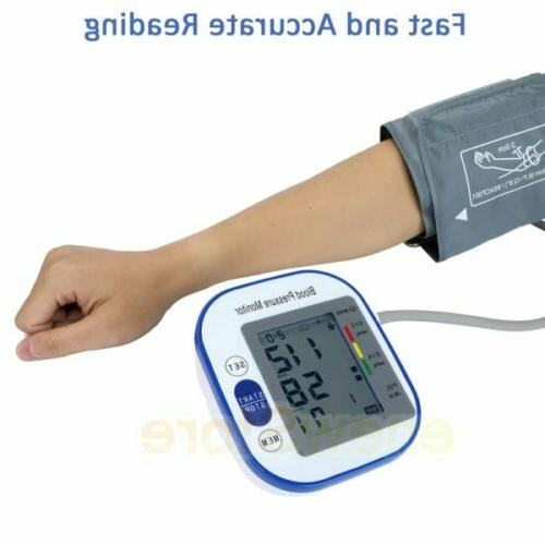 Rechargeable Automatic Blood Pressure Extra BP Cuff