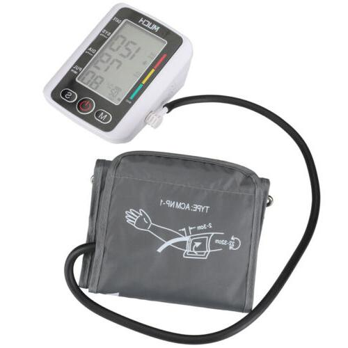 Rechargeable Automatic Arm Digital BP Blood Pressure Monitor