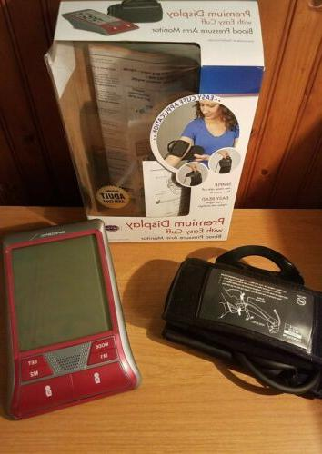 smartheart blood pressure arm monitor