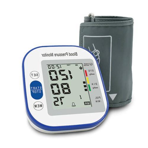 Upper Blood Pressure Monitor Pulse BP -Gift