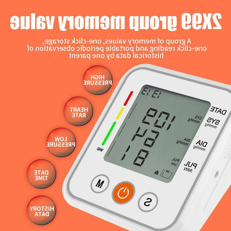 Upper Blood Pressure BP Cuff Meter Machine