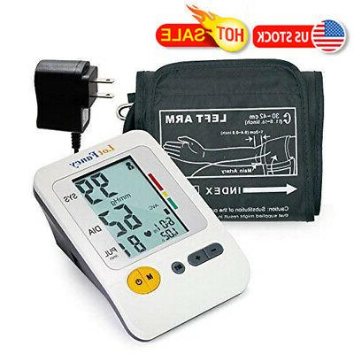 upper arm high blood pressure monitor bp