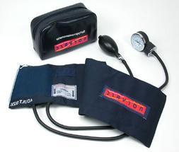 Manual Blood Pressure Cuff audlt thigh size , Aneroid Sphygm