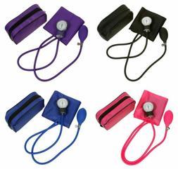 Manual Blood Pressure Monitor BP Cuff Gauge Aneroid Sphygmom