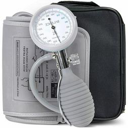 Manual Sphygmomanometer Home Blood Pressure Monitor Adult Up