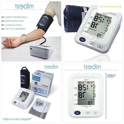 MIBEST Digital Blood Pressure Monitor - BP Cuff Meter with D