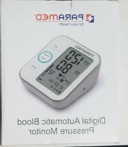 NEW PARAMED B22 Digital Automatic Blood Pressure Upper Arm C