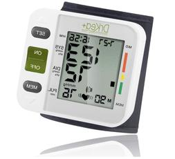 new fully automatic wrist blood pressure cuff