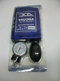 New ADC ADCUFF Blood Pressure Monitor Nylon Cuff Adult 11775