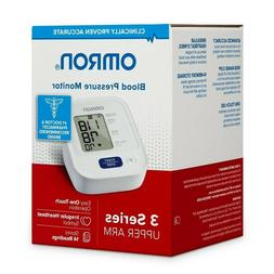 NEW Omron Upper Arm Blood Pressure Monitor, 3 Series  EASY T