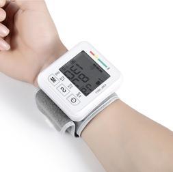 *NEW* Wrist Blood Pressure Monitor