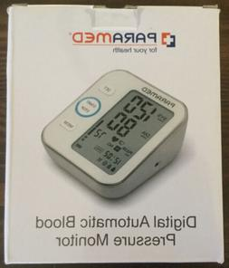 NIB Paramed B22 Digital Automatic Blood Pressure Upper Arm C