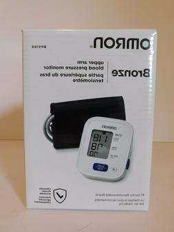 NIB OMRON Bronze Digital Blood Pressure Monitor Upper Arm BP