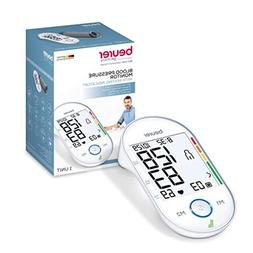 Beurer Upper Arm Blood Pressure Monitor, Multi Users Fully A