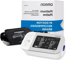 Omron Platinum Blood Pressure Monitor, Premium Upper Arm Cuf
