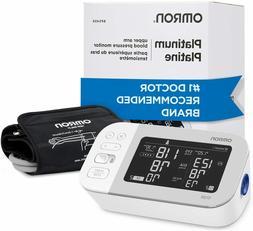 Omron Platinum Blood Pressure Monitor, Premium Upper Arm Cuf