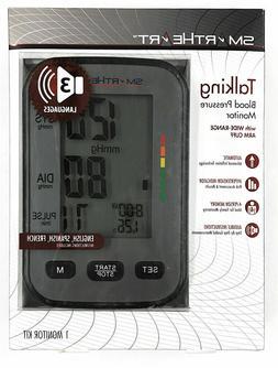 Veridian Healthcare Premium Talking Blood Pressure Arm Monit