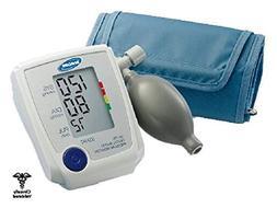 LifeSource Advanced Manual Inflate Upper Arm Blood Pressure
