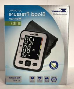 Zewa UAM-830 Easy To Use Automatic Blood Pressure Monitor