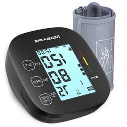 Upper Arm Blood Pressure Monitor Pulse Tester Automatic Digi