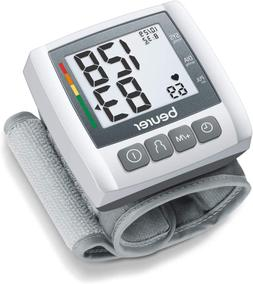Wrist Blood Pressure Monitor Adjust Cuff Automatic Digital 2