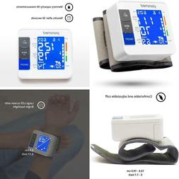 Wrist Blood Pressure Monitor By Paramed: Automatic Blood-Pre